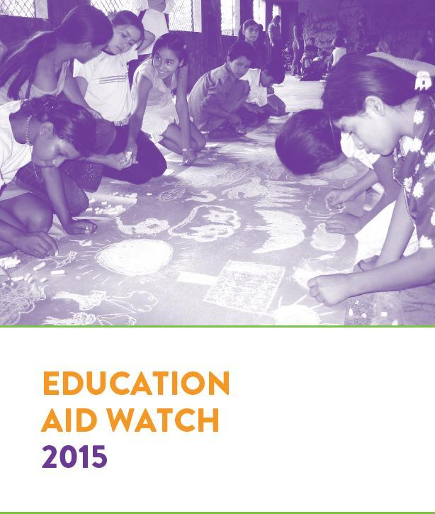Education Aid Watch 2015