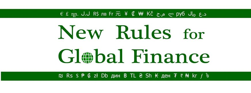 New Rules for Global Finance